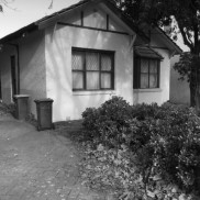 Joyce St Before Front of house