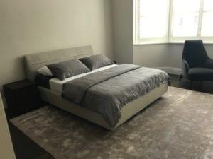 Joyce St Master bed